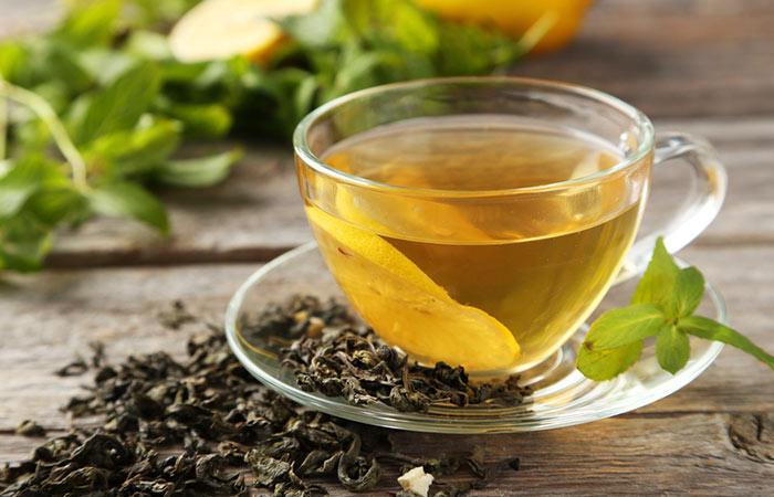 Grüner Tee2