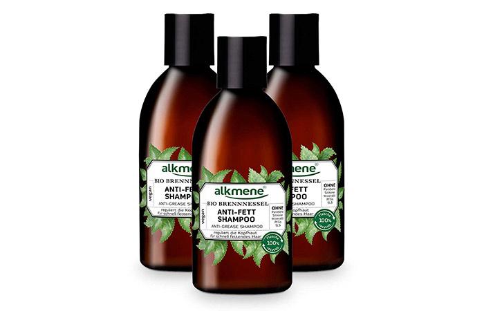 Organik ısırgan otlu Alkmene Yağ Karşıtı Şampuan