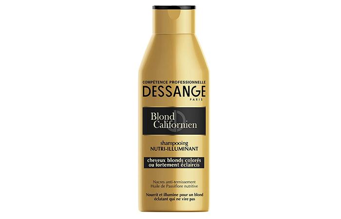 Dessange – Blond Californien Shampoo für blondes Haar