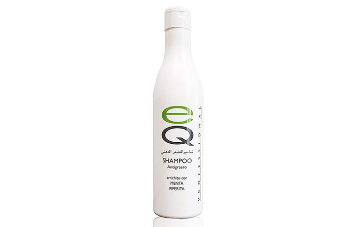 Nane ile Yağlı Saçlar için Kosmitaly Şampuan