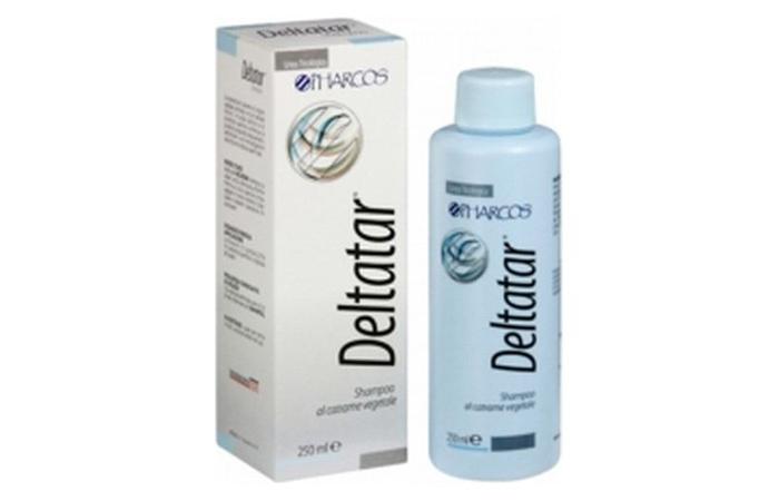 PHARCOS deltatar yağlı saçlara karşı bitkisel katran şampuanı