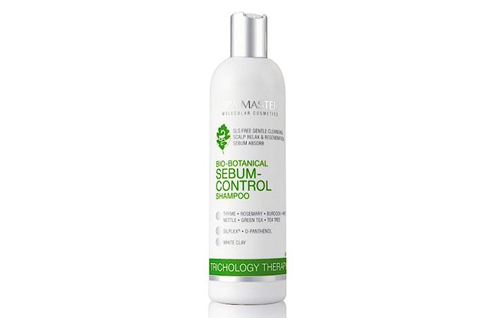 Yağlı saçlar için Spa Master Molecular Cosmetics Şampuan
