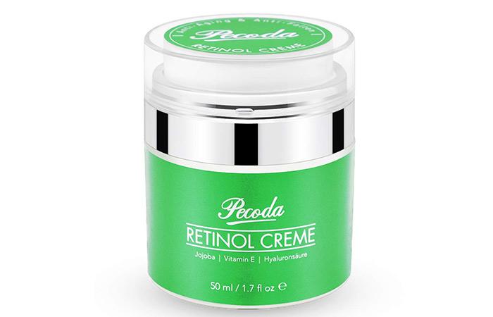 Retinol Feuchtigkeitscreme Creme